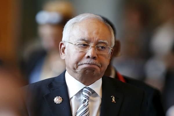 Mantan Perdana Menteri Malaysia Najib Tun Razak - Reuters