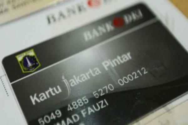 Kartu Jakarta Pintar - Ilustrasi