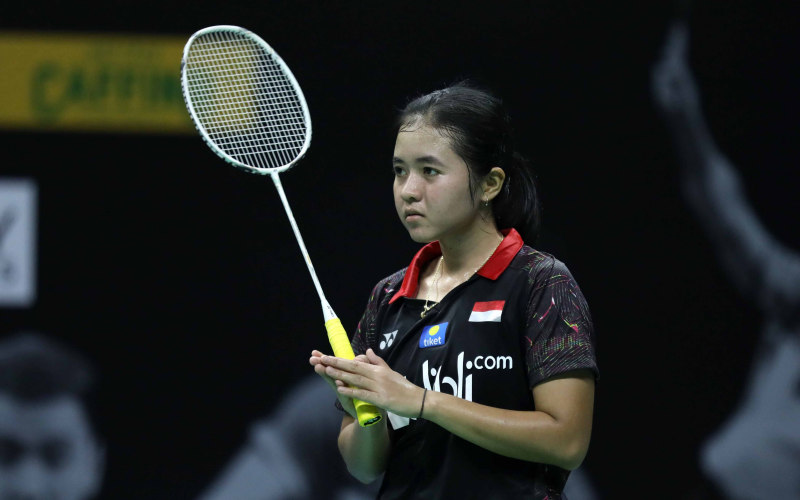 Asti Dwi Widyaningrum - Badminton Indonesia