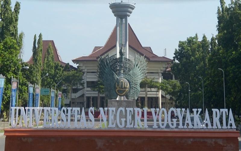 Universitas Negeri Yogyakarta. - Istimewa