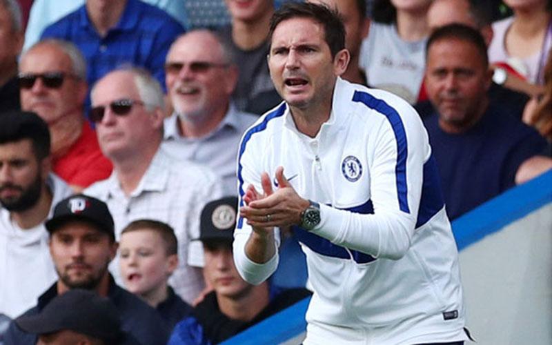 Pelatih Chelsea Frank Lampard/Reuters - Eddie Keogh