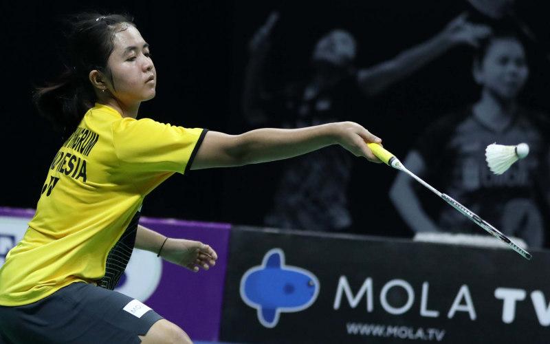 Tunggal putri, Asti Dwi Widyaningrum - Badminton Indonesia