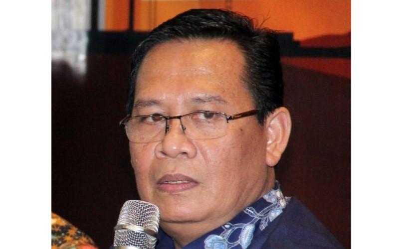 Rapolo Hutabarat, Ketua Umum Asosiasi Produsen Oleochemical Indonesia. - APOLIN