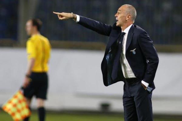 Pelatih AC Milan Stefano Pioli/Reuters - Valentyn Ogirenko