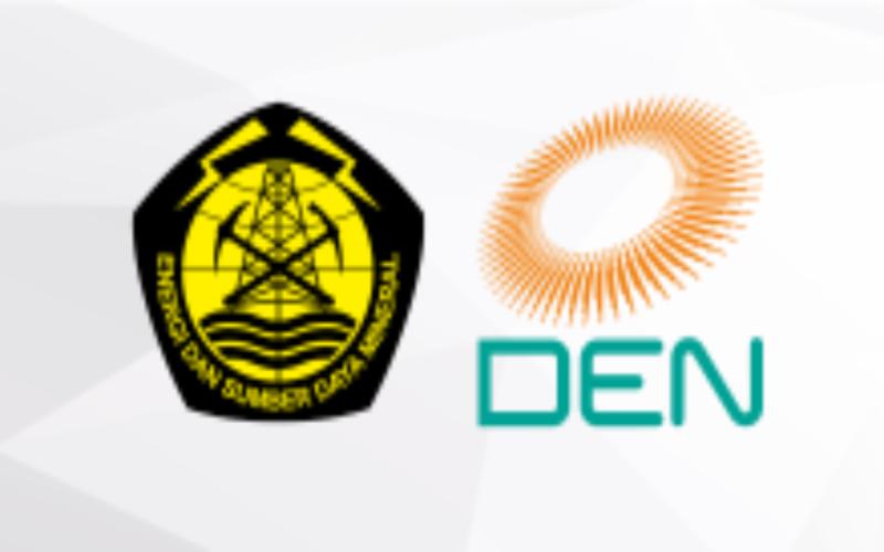 Logo DEN - Istimewa