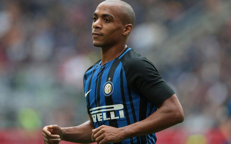 Gelandang Inter Milan Joao Mario - Sempre Inter