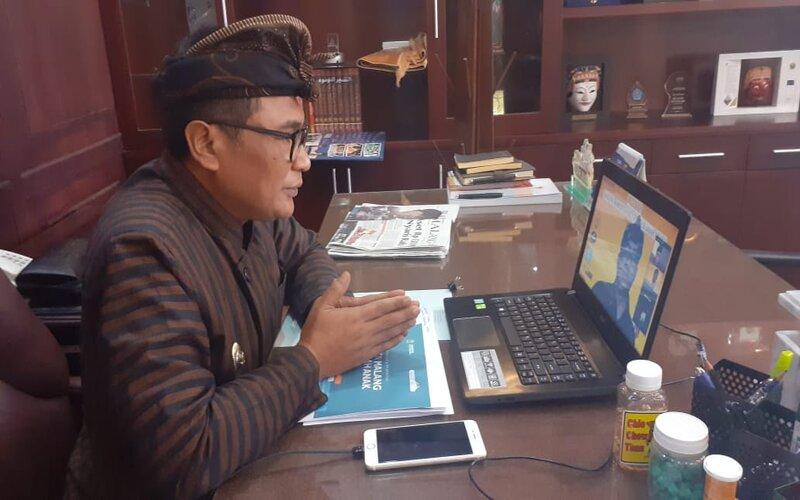 Wakil Wali Kota Malang Sofyan Edi Jarwoko. - Istimewa