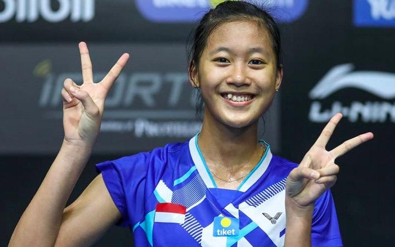 Tunggal putri, Putri Kusuma Wardani - Badminton Indonesia