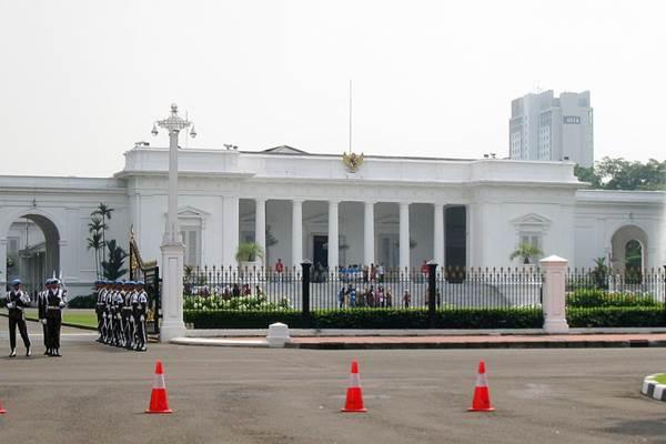 Istana Merdeka - presidenri.go.id