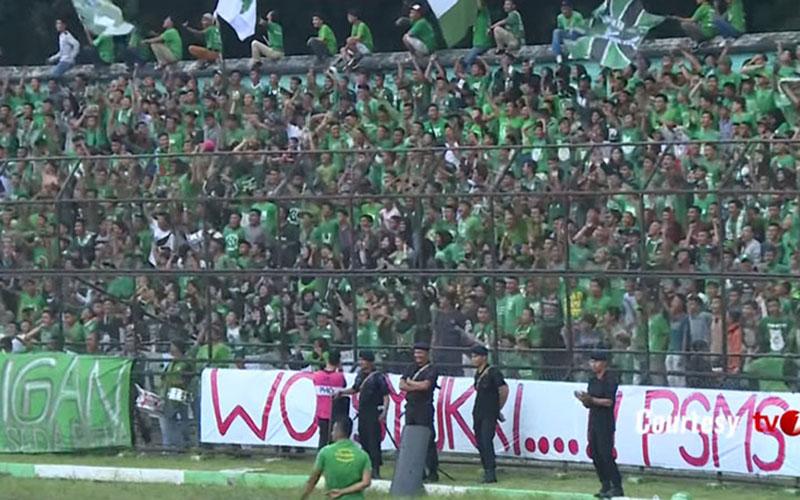 Suporter PSMS Medan - TV One