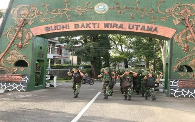 Ilustrasi-Salah satu kegiatan di Secapa TNI AD - tniad.mil.id