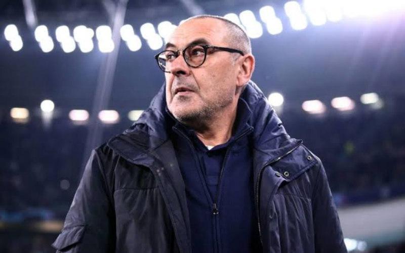 Pelatih Juventus Maurizio Sarri - Juvefc