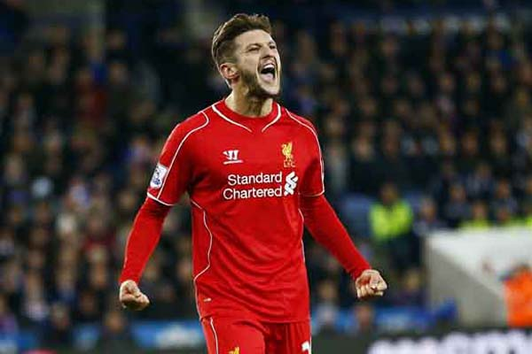 Adam Lallana/Reuters - Darren Staples