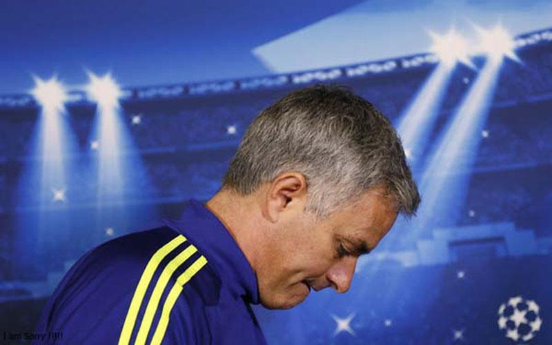 Pelatih Tottenham Hotspur Jose Mourinho/Reuters - Stefan Wermuth