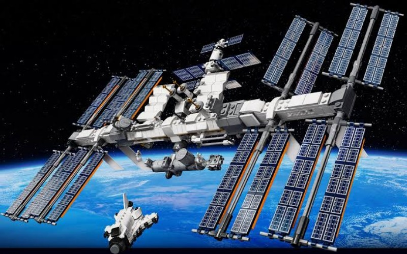 International Space Station - ESA
