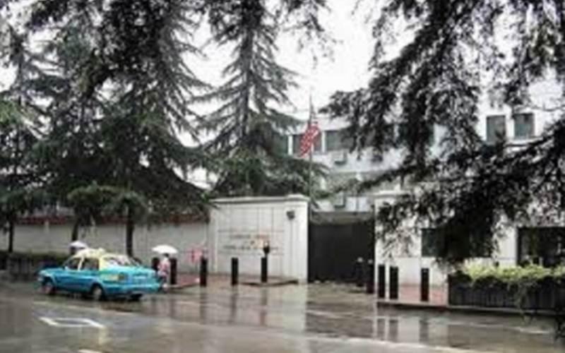 Dok - Konsulat AS di Chengdu, Provinsi Sichuan, China./ANTARA - Istimewa