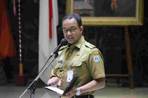 Gubernur DKI Jakarta Anies Baswedan/JIBI - BISNIS/Regi Yanuar