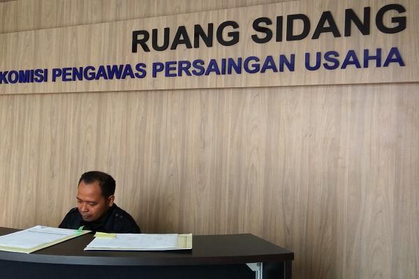 Komisi Pengawas Persaingan Usaha (KPPU)  -  david Eka Issetiabudi