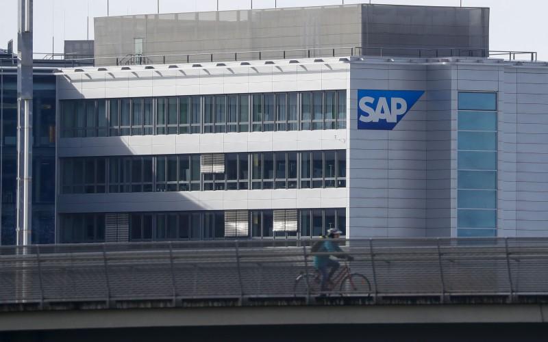 Gedung SAP SE - Bloomberg