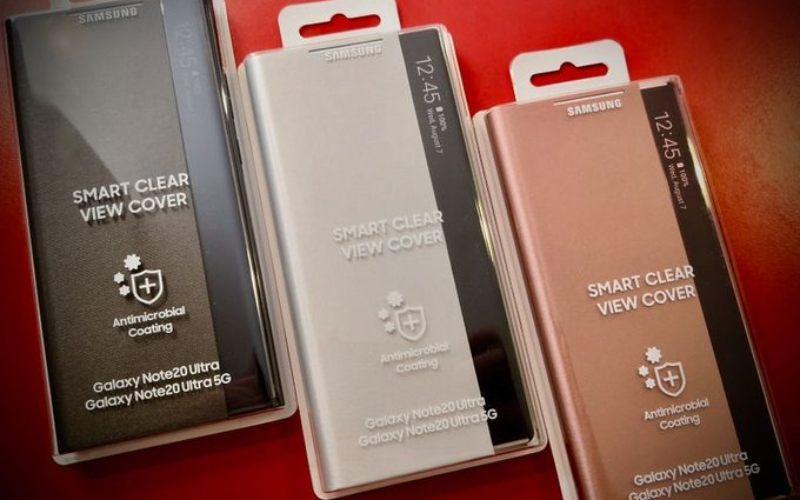 Sarung ponsel (casing) anti virus dari  Samsung. - istimewa