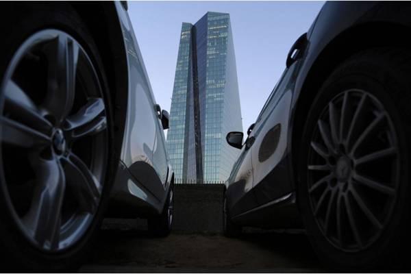 Ekonomi Eropa. - .Bloomberg