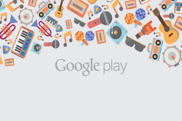 Google play store - ilustrasi