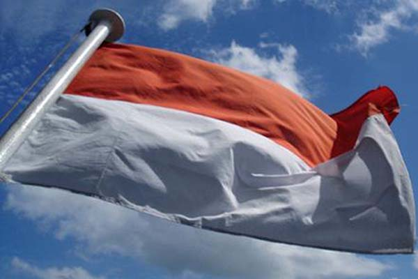 Bendera Merah Putih - Ilustrasi