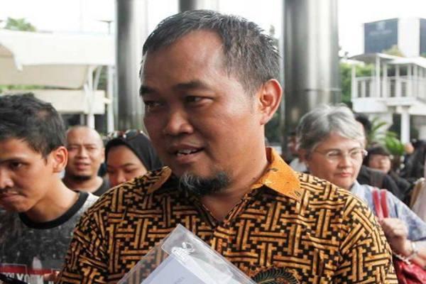 Koordinator Masyarakat Anti Korupsi Indonesia (MAKI) Boyamin Saiman - Istimewa