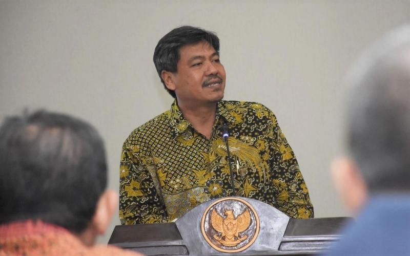 Direktur Industri Maritim, Alat Transportasi, dan Alat Pertahanan (IMATAP) Kementerian Perindustrian, Putu Juli Ardika. Istimewa - Kemenperin