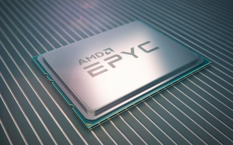 Prosesor AMD. - Istimewa / AMD