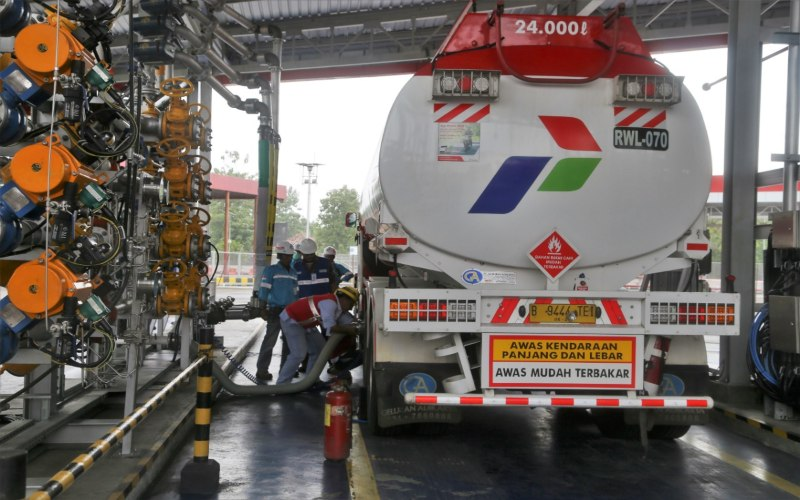 PT Pertamina (Persero) melalui Marketing Operation Region IV mencatat kenaikan konsumsi BBM jenis gasoline sebesar 20% pada Juni 2020 dibandingkan dengan konsumsi pada periode Maret hingga Mei 2020