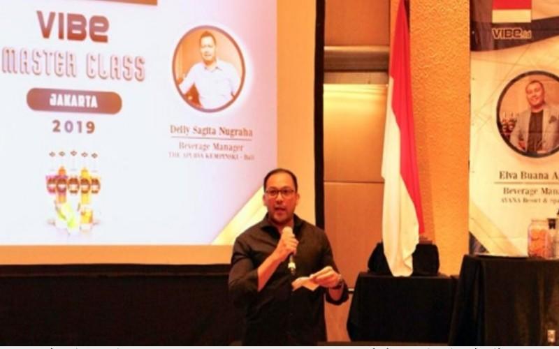 Marketing Director, Damien Chua,
