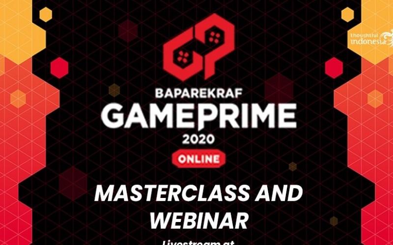 Baparekraf Game Prime (BGP) 2020
