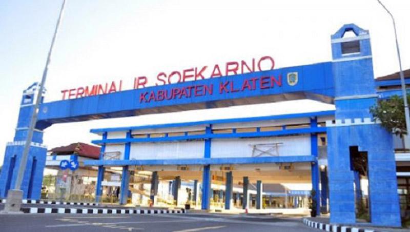 Terminal Bus Tipe A Ir. Soekarno Kabupaten Klaten. Foto: Dephub.go.id