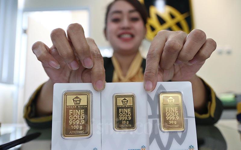 Harga Emas 24 Karat Antam Hari ini, Jumat 31 Mei 2020