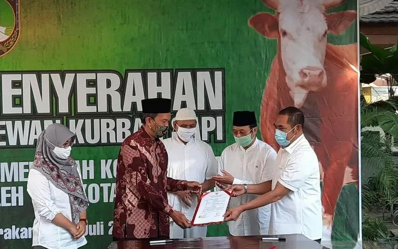 Wakil Wali Kota Surakarta Achmad Purnomo  - Antara
