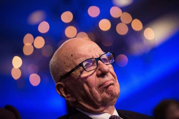 Rupert Murdoch - bloomberg
