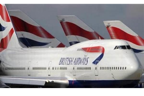 Ilustrasi British Airways - Reuters