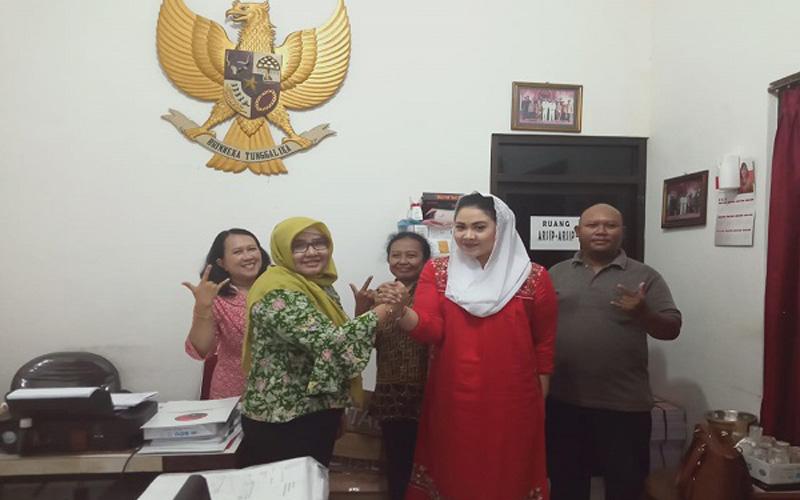 Cucu Paku Buwono XII, B.R.A. Putri Woelan Sari Dewi. (Istimewa)