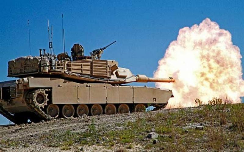 Tank tempur utama M1A2 Abrams adalah tank andalan angkatan darat Amerika Serikat. Tank M1A2 merupakan pemutakhiran dari tipe M1 Abrams. MBT M1A1/2 Abrams dibuat oleh General Dynamics Land Systems (GDLS). Tank M1 pertama diproduksi pada 1978, tipe M1A1 pada 1985, dan tipe M1A2 pada 1986. - armsofwar.ru