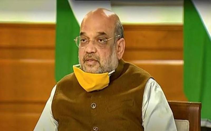 Menteri dalam negeri India Amit Shah