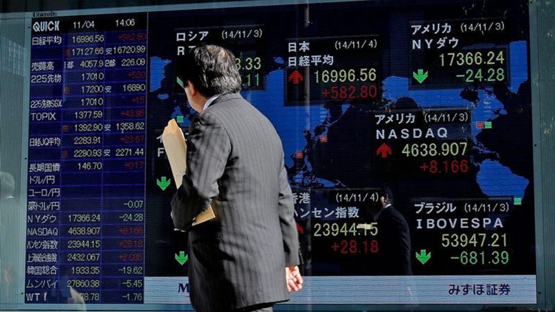 Awali Bulan Agustus, Pasar Asia Dibuka Variatif - Market Bisnis.com