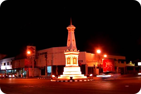 Tugu Yogyakarta. - webtempatwisata.com