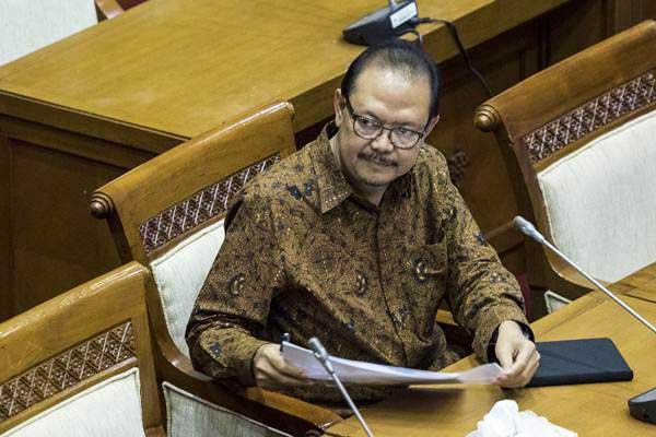Ketua Umum Gerakan Pakai Masker (GPM) Sigit Pramono. - Antara/M Agung Rajasa