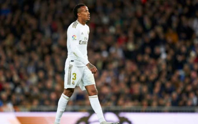 Eder Militao - The real champs
