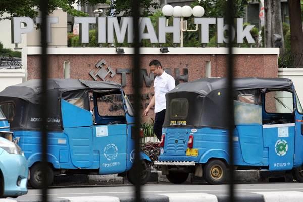 TINS Dongkrak Kinerja, TINS Manfaatkan Momentum Penguatan Harga Timah - Market Bisnis.com
