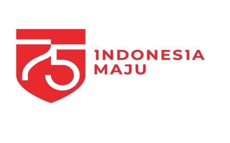Logo HUT ke-75 Kemerdekaan RI. JIBI/Bisnis-Nancy Junita - setneg.go.id