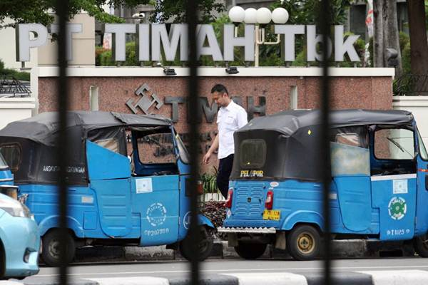 TINS PT Timah (TINS) Gencar Penetrasi Pasar Baru, Negara Mana yang Dibidik? - Market Bisnis.com