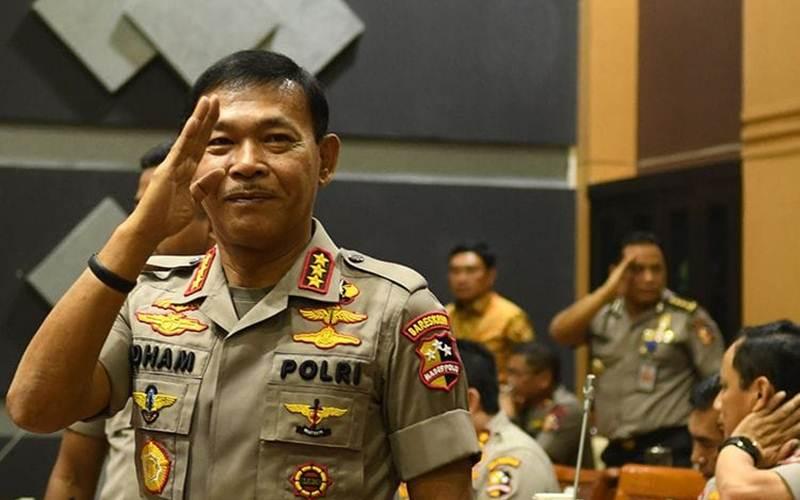 Kapolri Jenderal Pol. Idham Azis - humas.polri.go.id
