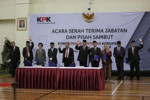 Dewan Pengawas Komisi Pemberantasan Korupsi (KPK) - Istimewa